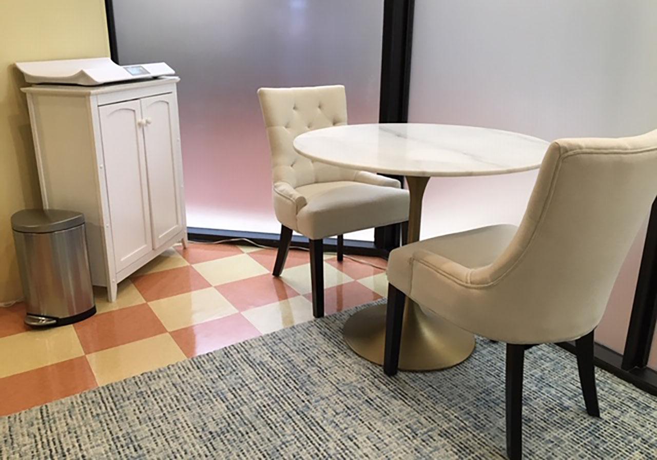 The Lounge Hirsch Pediatrics Rockville, Maryland